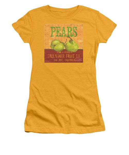 Farm Fresh Fruit 1 Women's T-Shirt (Junior Cut) by Debbie DeWitt