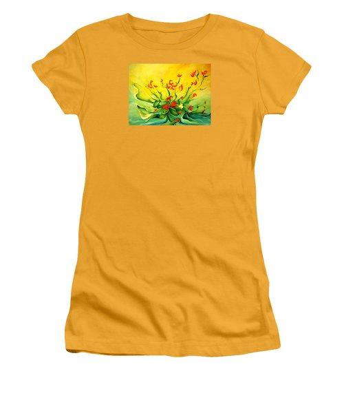 Glorious Women's T-Shirt (Junior Cut) by Teresa Wegrzyn