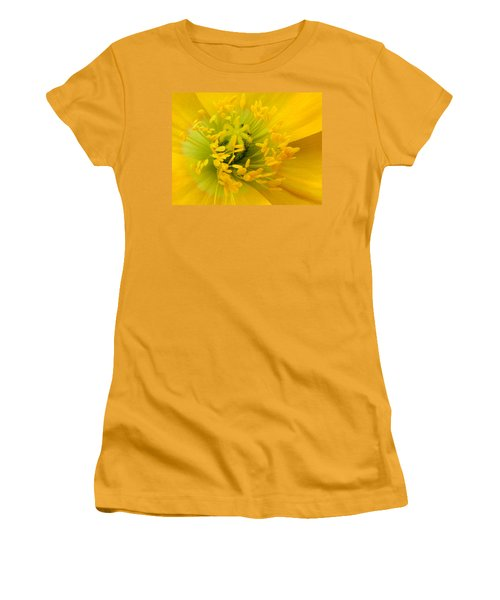 Women's T-Shirt (Junior Cut) featuring the photograph Glory Of Nature by Deb Halloran