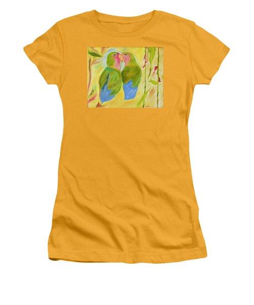 Harmony Women's T-Shirt (Junior Cut) by Meryl Goudey