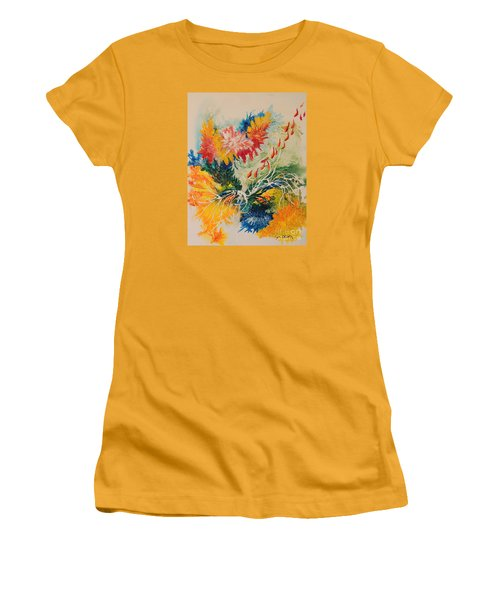 Heading Down #1 Women's T-Shirt (Junior Cut) by Lyn Olsen