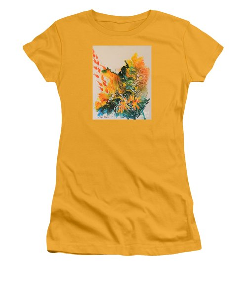 Heading Down #2 Women's T-Shirt (Junior Cut) by Lyn Olsen