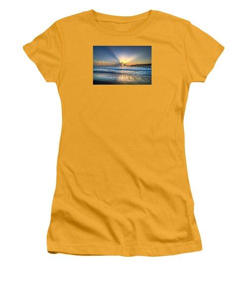 Heaven's Door Women's T-Shirt (Athletic Fit)