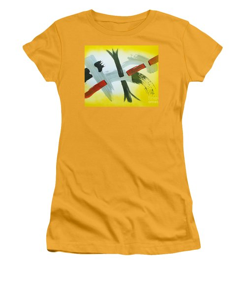 Kokan Women's T-Shirt (Junior Cut) by Roberto Prusso
