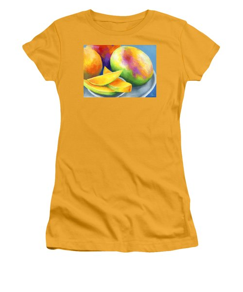 Last Mango In Paris Women's T-Shirt (Athletic Fit)