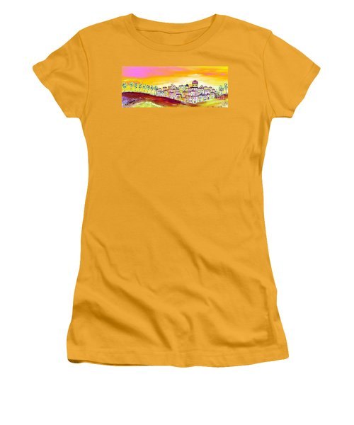 Luminescence Women's T-Shirt (Athletic Fit)