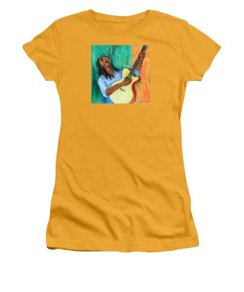 Main Stage I Women's T-Shirt (Junior Cut) by Xueling Zou