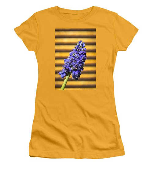 Muscari And Rust Women's T-Shirt (Junior Cut) by Caitlyn  Grasso