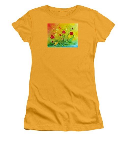 My Favourite Women's T-Shirt (Junior Cut) by Teresa Wegrzyn