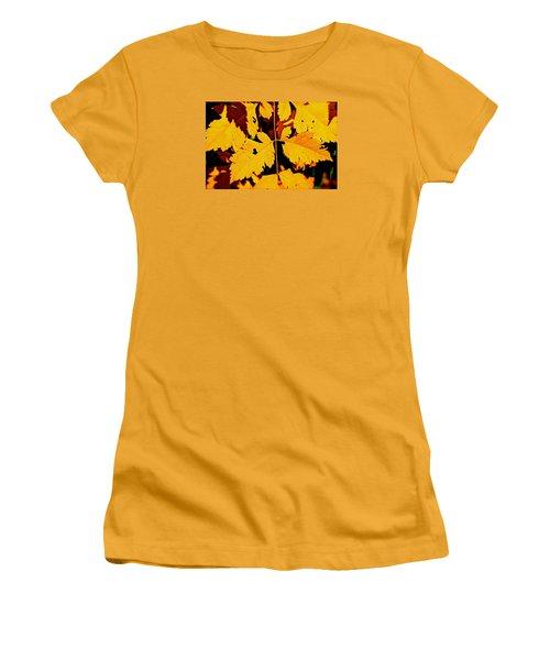Nature's Designworks Women's T-Shirt (Junior Cut) by Ira Shander