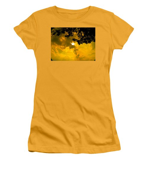 Our Star Women's T-Shirt (Junior Cut) by Nick Kirby