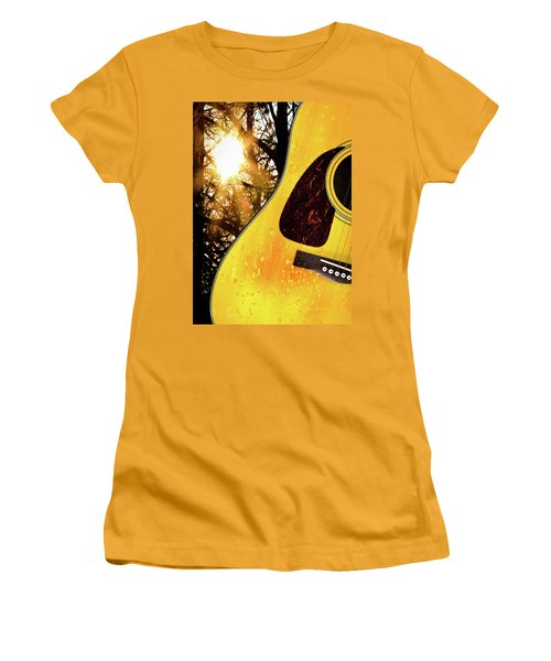 Songs From The Wood Women's T-Shirt (Athletic Fit)
