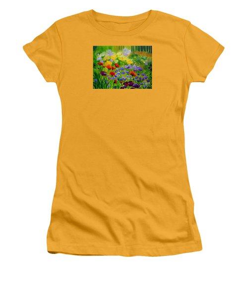 Summer Show Women's T-Shirt (Junior Cut) by Julie Brugh Riffey