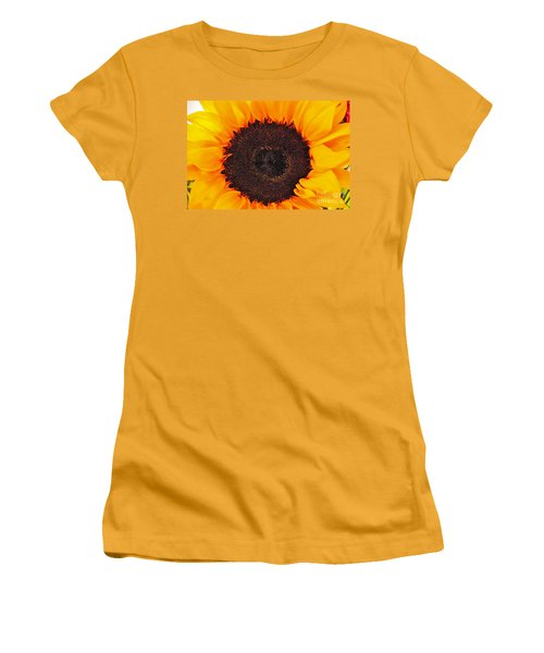 Sun Delight Women's T-Shirt (Junior Cut) by Angela J Wright