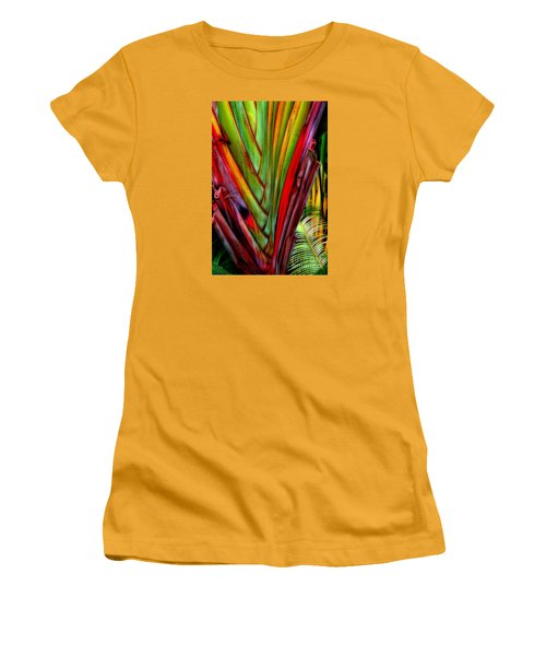 The Red Jungle Women's T-Shirt (Athletic Fit)