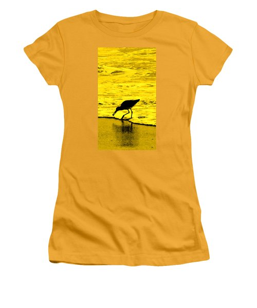 This Beach Belongs To Me Women's T-Shirt (Junior Cut) by Ian  MacDonald