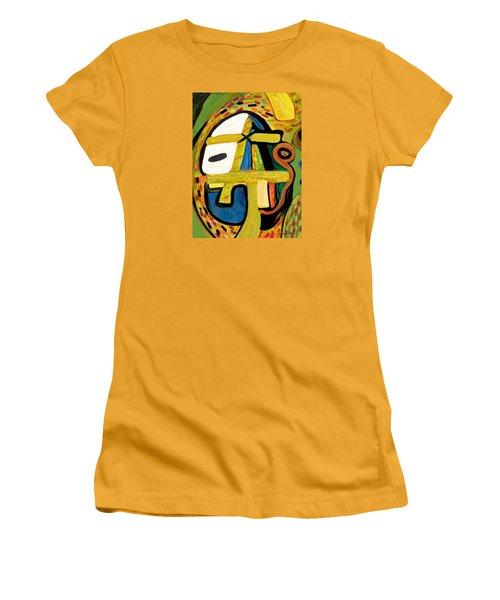 Tribal Mood Women's T-Shirt (Athletic Fit)