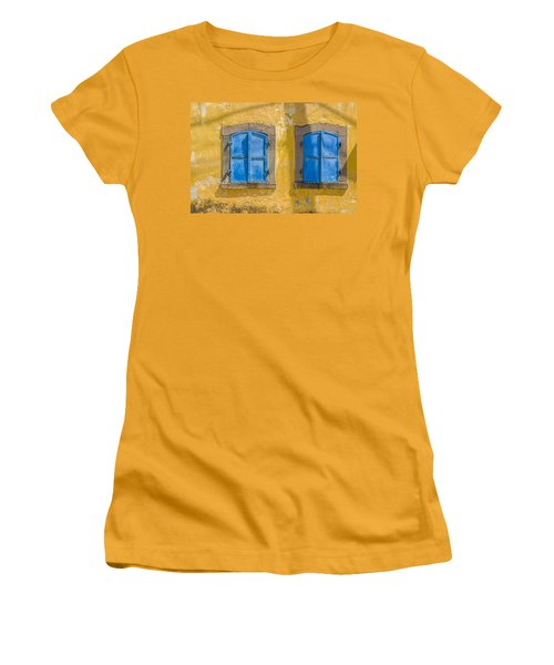 Windows Women's T-Shirt (Athletic Fit)