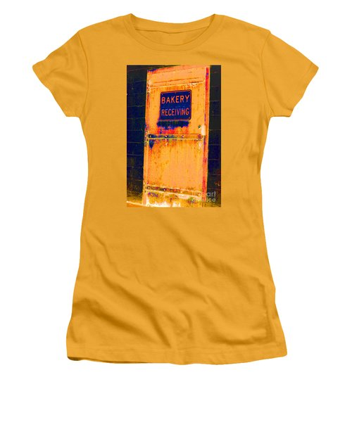Yesterday's Bread Women's T-Shirt (Athletic Fit)