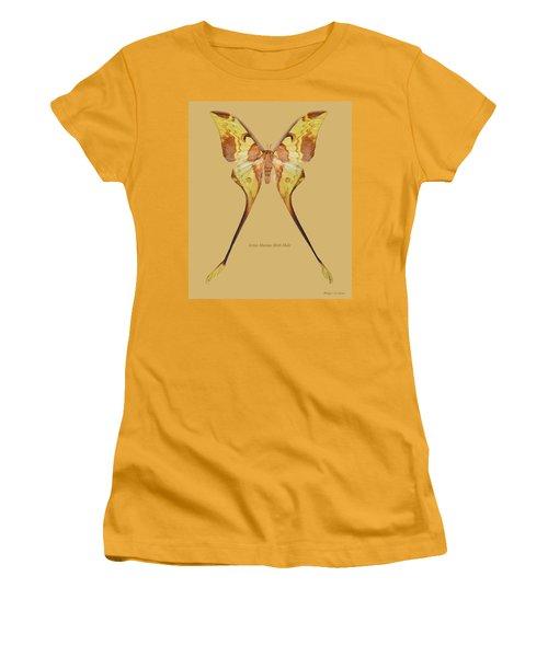 Actias Maenas Moth Male Women's T-Shirt (Athletic Fit)
