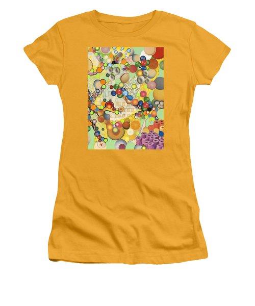 Globious Maximous Women's T-Shirt (Athletic Fit)