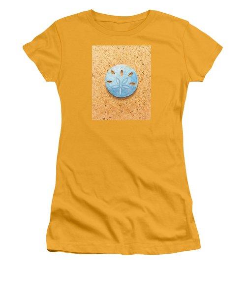 Sand Dollar Women's T-Shirt (Athletic Fit)