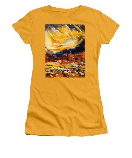 Sedona Sky Women's T-Shirt (Athletic Fit)