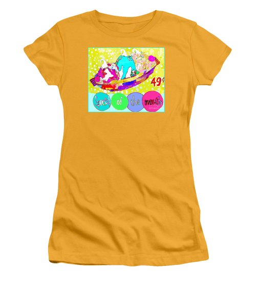 Special Of The Month Women's T-Shirt (Junior Cut) by Beth Saffer
