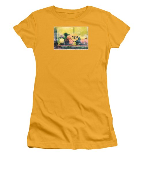 Ten Cent Candy Women's T-Shirt (Athletic Fit)