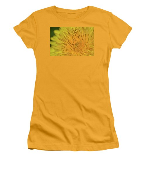 Women's T-Shirt (Junior Cut) featuring the photograph Yellow Beauty by JD Grimes
