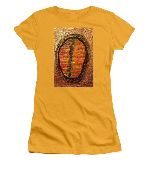 Convergence Of Nature Women's T-Shirt (Junior Cut) by Darrell Black