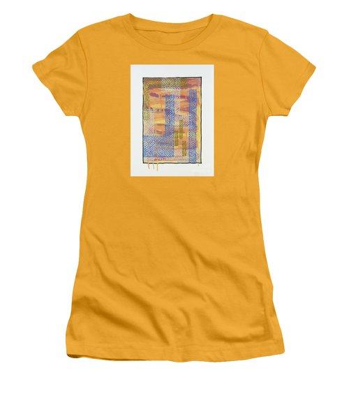 01327 Women's T-Shirt (Junior Cut) by AnneKarin Glass