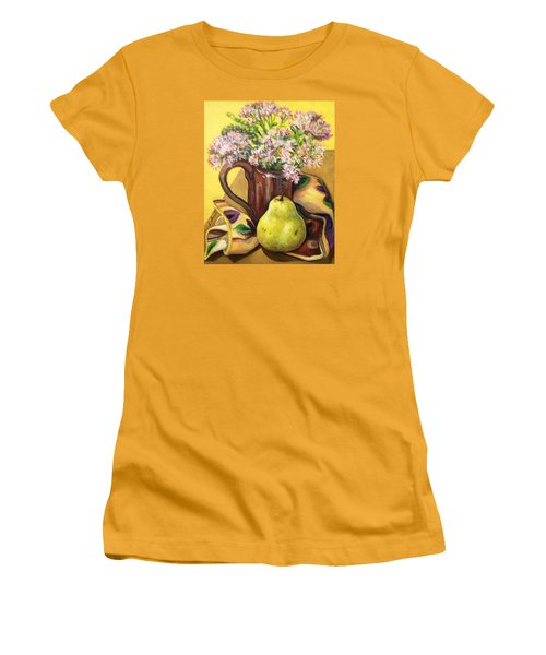 Fall Still Life Women's T-Shirt (Athletic Fit)