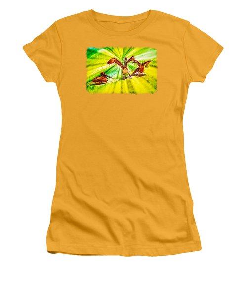 It's All Good Women's T-Shirt (Junior Cut) by John M Bailey