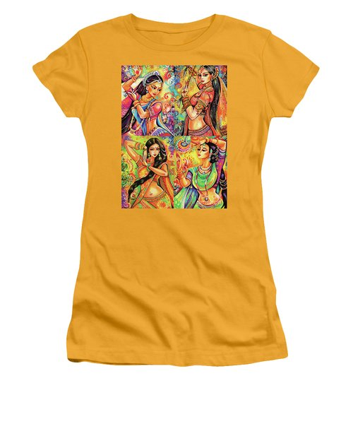 Magic Of Dance Women's T-Shirt (Athletic Fit)