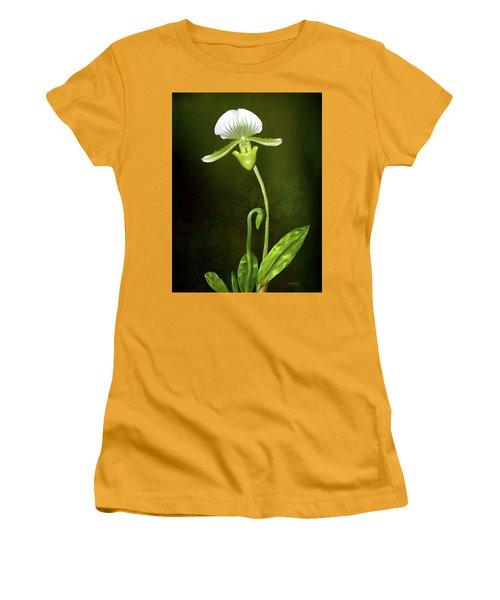 Orchid Women's T-Shirt (Athletic Fit)