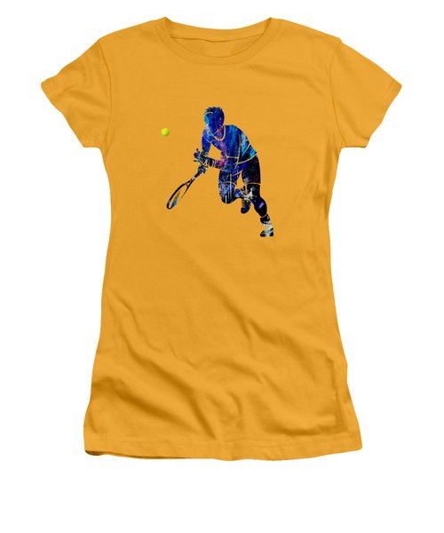 Mens Tennis Collection Women's T-Shirt (Athletic Fit)