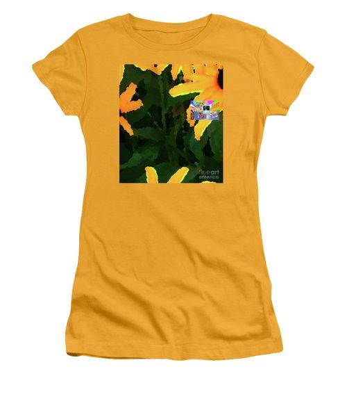 4-19-2057f Women's T-Shirt (Athletic Fit)