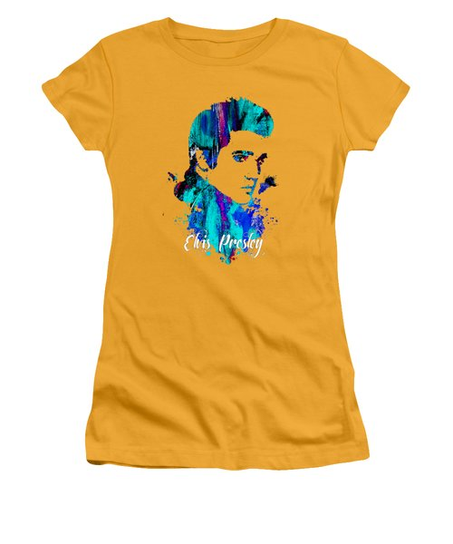 Elvis Presley Collection Women's T-Shirt (Athletic Fit)