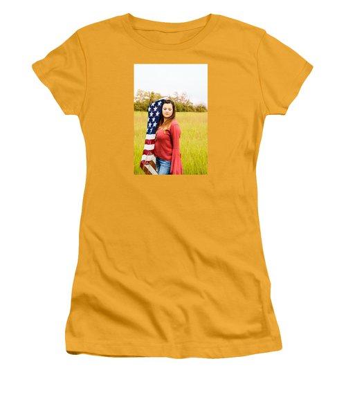 5626 Women's T-Shirt (Junior Cut) by Teresa Blanton