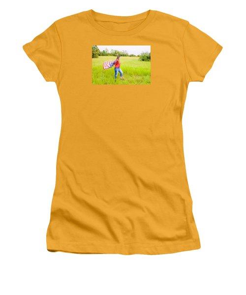 5640 Women's T-Shirt (Junior Cut) by Teresa Blanton