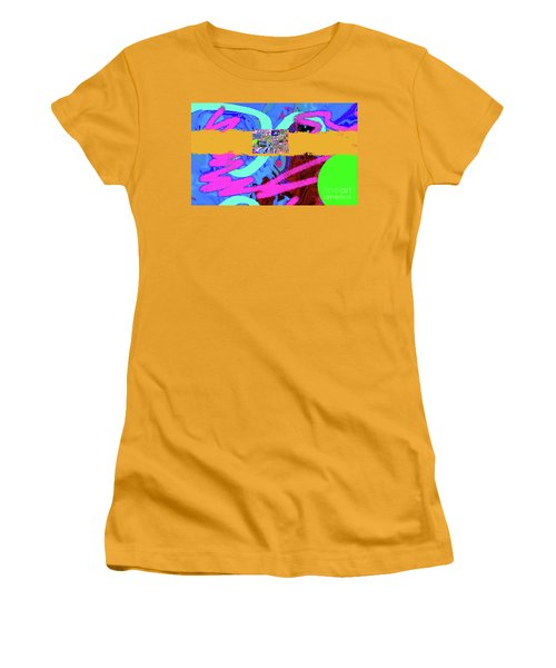 8-2-2057v Women's T-Shirt (Athletic Fit)