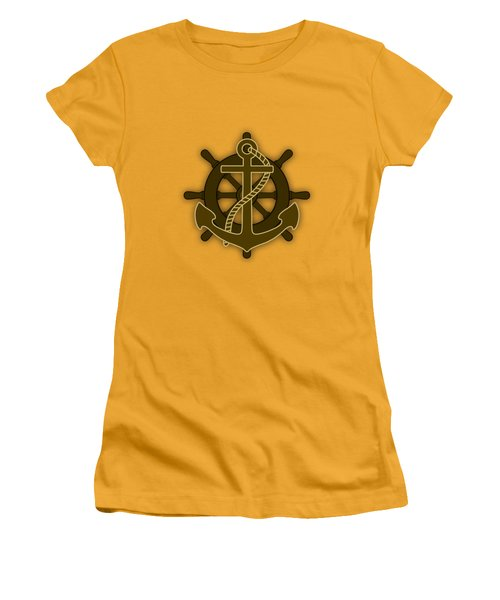 Nautical Collection Women's T-Shirt (Athletic Fit)