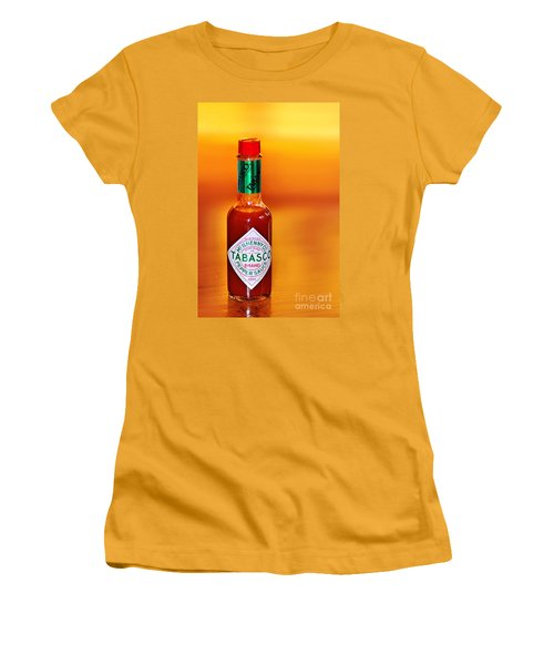 A Feeling Of Warmth Women's T-Shirt (Athletic Fit)