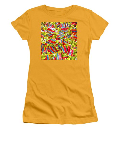 A Little Bit O Honey Women's T-Shirt (Junior Cut) by Beth Saffer
