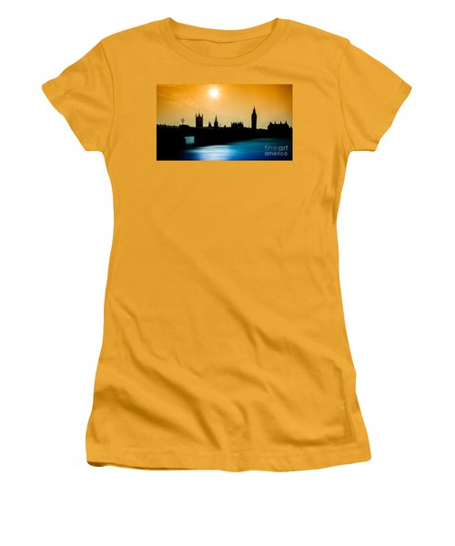 A Sunny Shape Women's T-Shirt (Junior Cut)