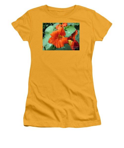 After Rain Women's T-Shirt (Junior Cut) by Vesna Martinjak