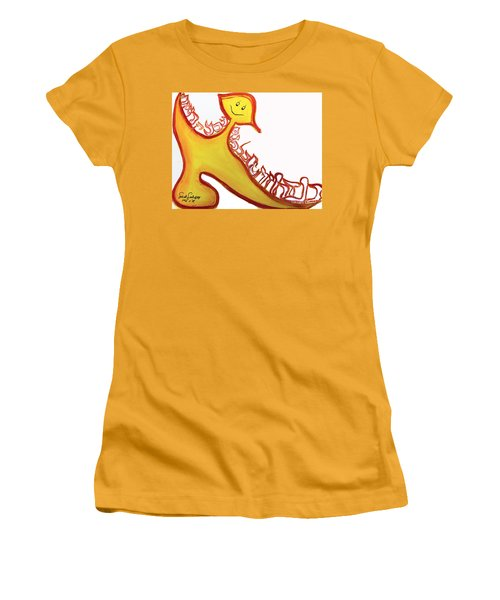 Aleph, At One Women's T-Shirt (Athletic Fit)