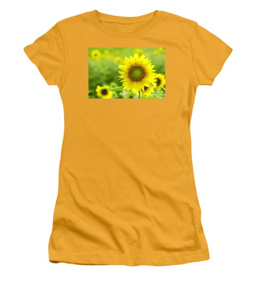 All Is Well With My Soul Women's T-Shirt (Athletic Fit)