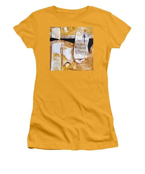 Ankh  Women's T-Shirt (Athletic Fit)
